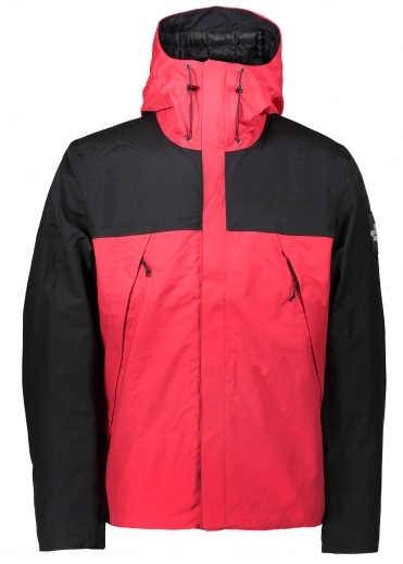 1990 TB Mountain Jacket - Red