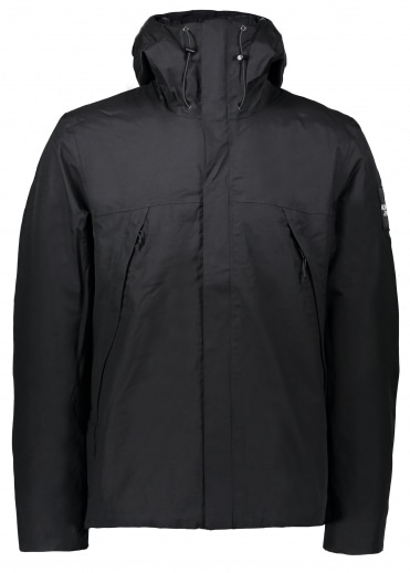 1990 TB Mountain Jacket - Black