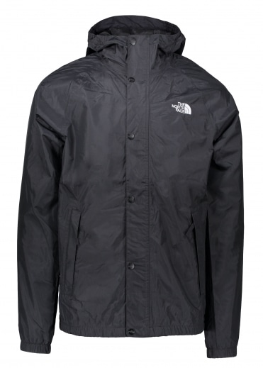 Berkeley Shell Jacket - Black