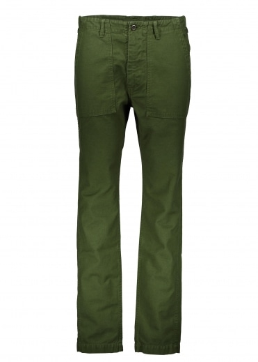 Utility Trouser - Olive Drab