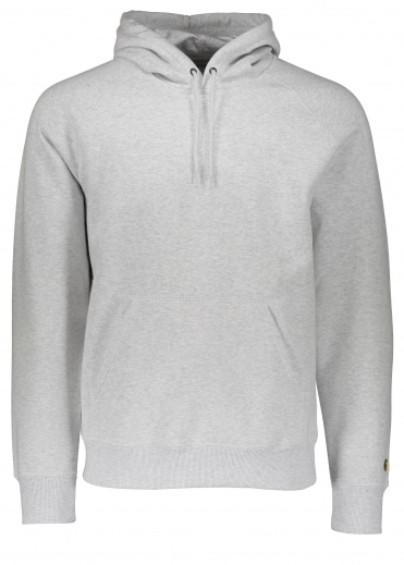 Hooded Chase Sweat - Ash Heather