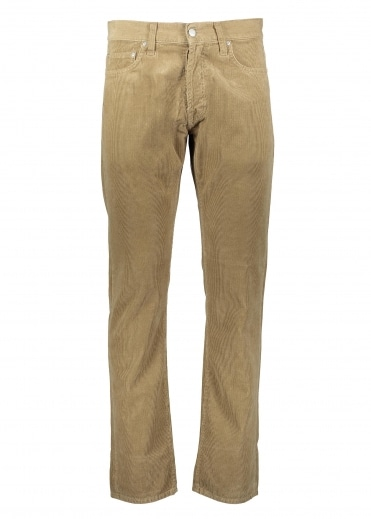 Oakland Cord Pant - Leather