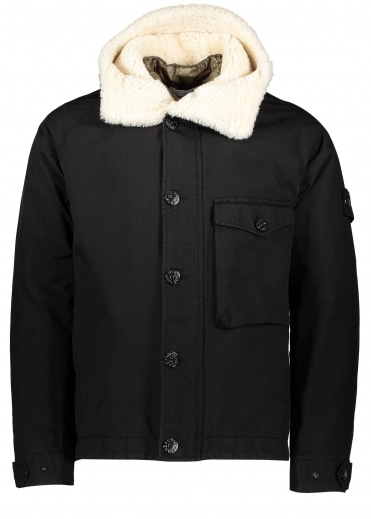 David-TC Coat - Black