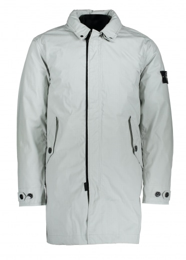 Ice Jacket Grid Camo - Charcoal