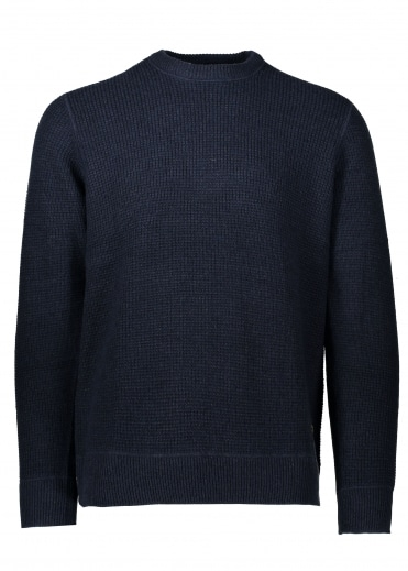 Mason Sweater Dark - Navy Heather