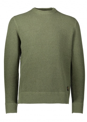 Mason Sweater - Rover Green