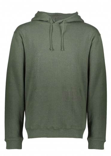 Hemp Hood - Emerald Green