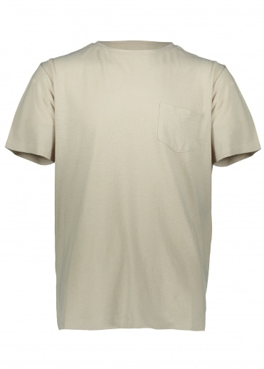 Hemp Pocket Tee - Calico