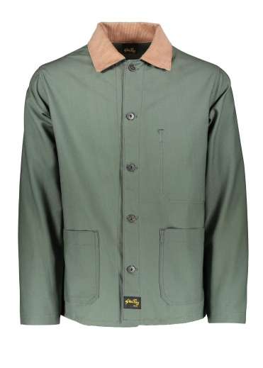 Archive Jacket - Olive