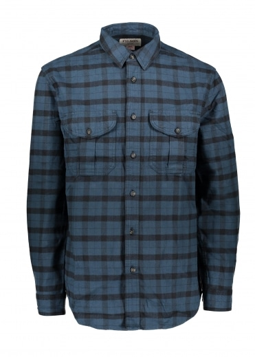 Alaskan Guide Shirt - Midnight Blue