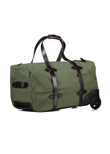 Rolling Duffle Small - Otter Green