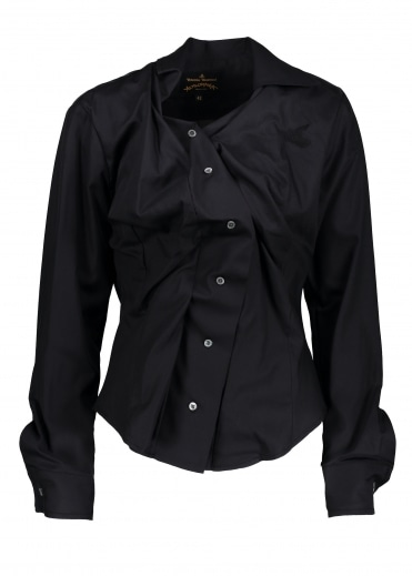 Anglomania Alcoholic Shirt - Black