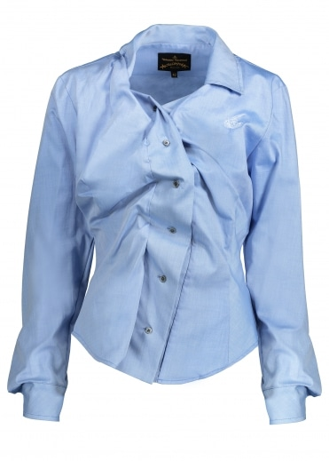 Anglomania Alcoholic Shirt - Light Blue