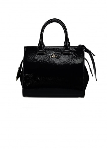 Margate Large Handbag - Black