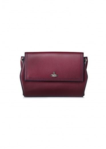 Clutch Bag Cambridge - Bordeaux