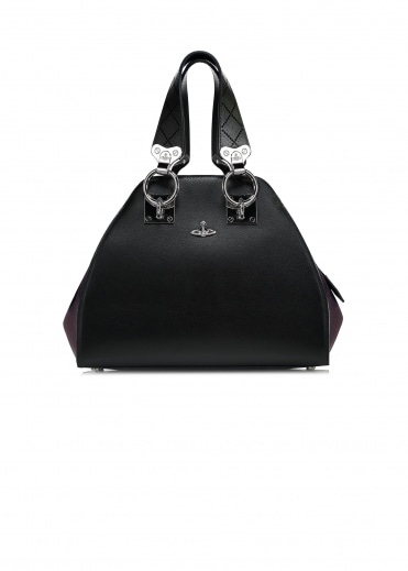 Medium Yasmine Bag Sheffield - Black