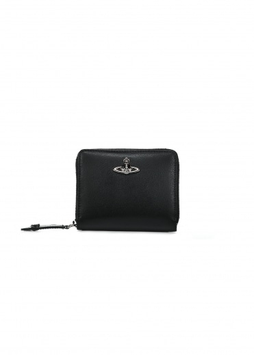 Zip Wallet Cambridge - Black