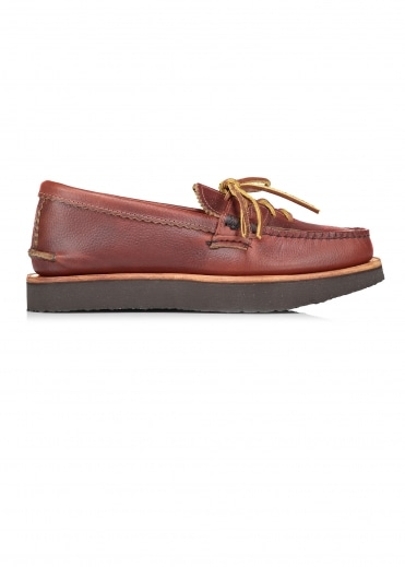 Loafer Rocker Shoes - Tan