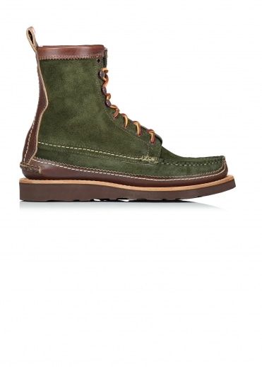 Maine Guide DB Boots - Olive
