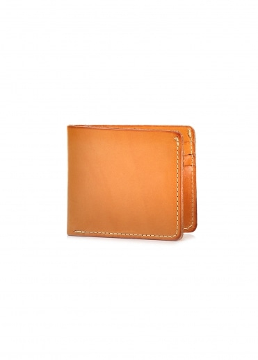 Bi-Fold Dual Card - London Tan