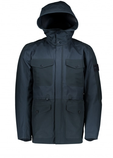 Tank Shield Jacket - Navy