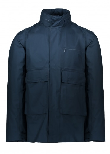 Goretex Jacket - Navy