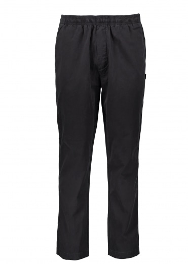 LT. Brushed Twill Beach Pant - Black