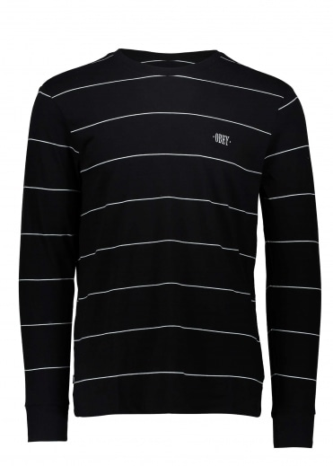 Sutton Tee LS - Black Multi