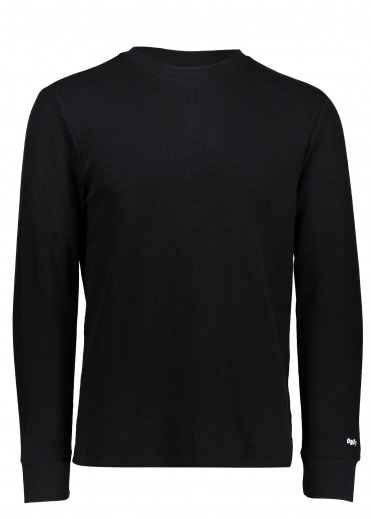 Normal Tee LS - Pirate Black