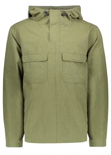 Field Smock - Herb Green