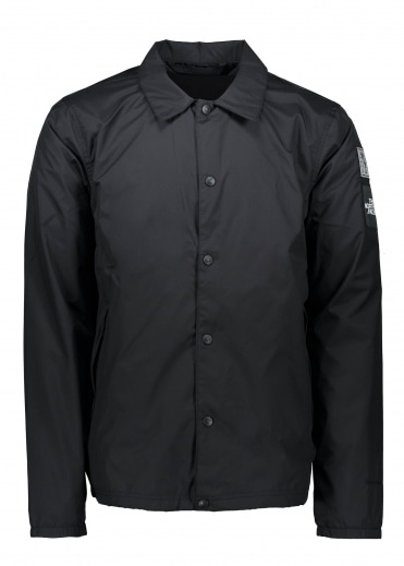 International Coaches Jacket - Black