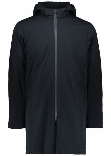 Insulated Sideline Jacket - Black