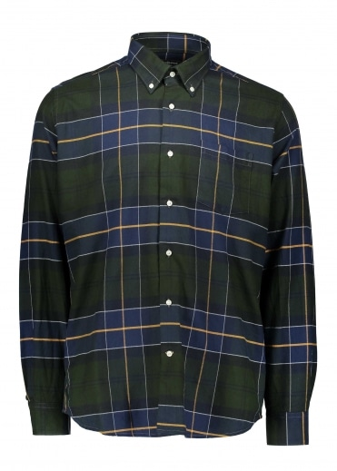 Lustleigh Shirt - Forest