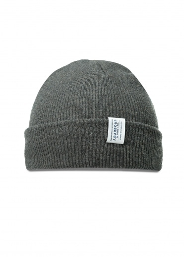 Lambswool Watch Cap - Olive