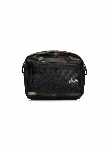 Stock Pouch - Woodland Camo