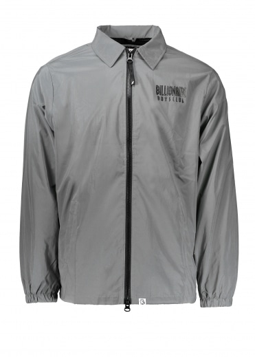 Zip Coach Jacket - Reflective