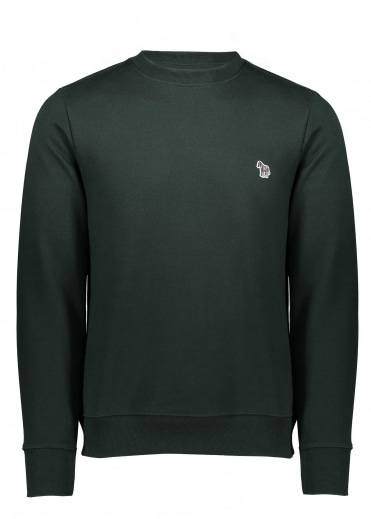 LS Sweatshirt - Dark Green