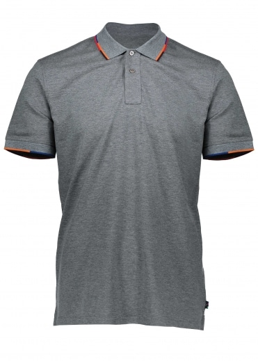 Trim Polo - Grey