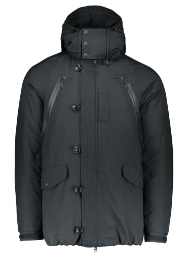 N3B Type A Jacket - Black