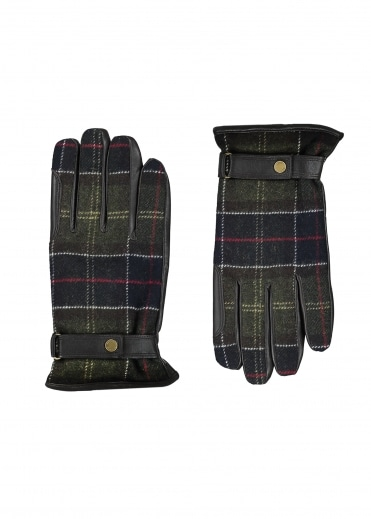 Newbrough Tartan Glove - Classic