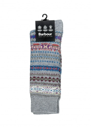 Boyd Socks - Grey Mix