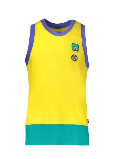 x Pharrell Hiking Rback Vest - Yellow