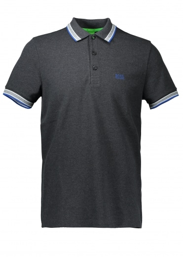 Paddy Polo - Charcoal