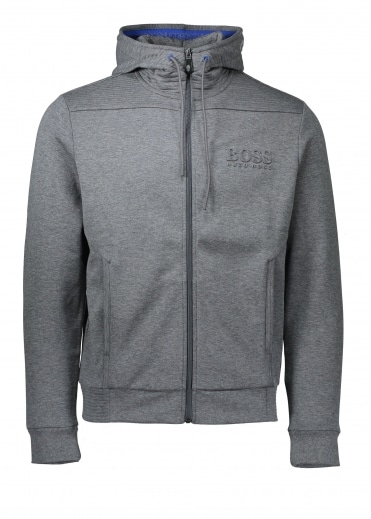 Saggy Jacket - Medium Grey