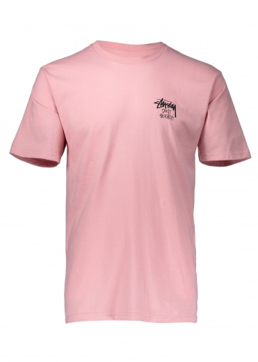 Dont Scratch Tee- Dusty Rose