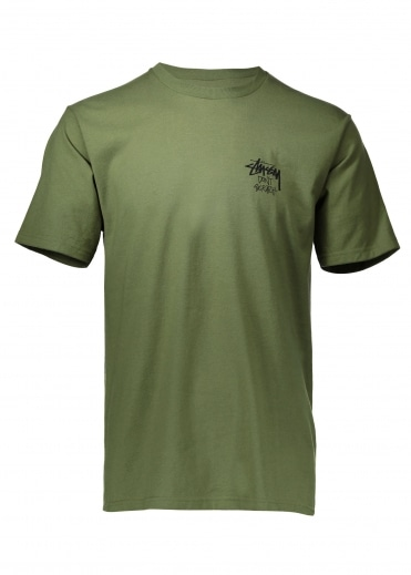Dont Scratch Tee - Olive