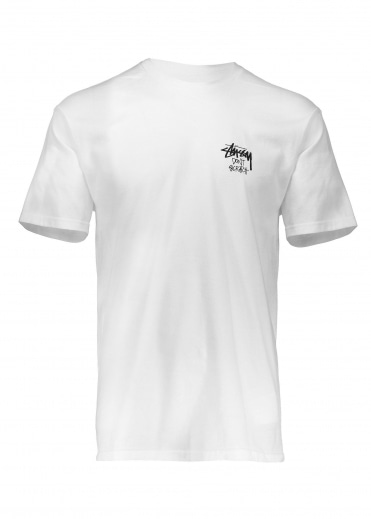 Dont Scratch Tee - White