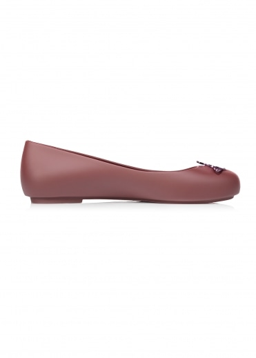 x Melissa Space Love 19 Orb - Plum