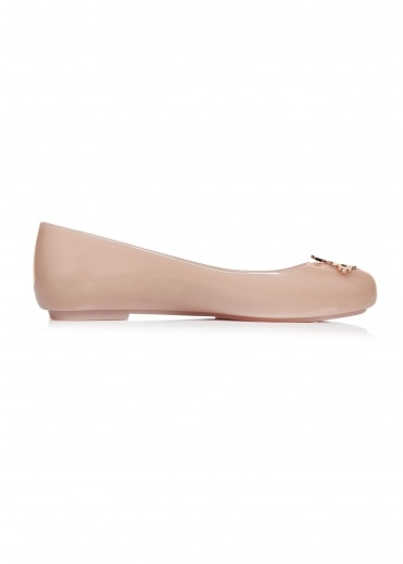 x Melissa Space Love 19 Orb - Nude
