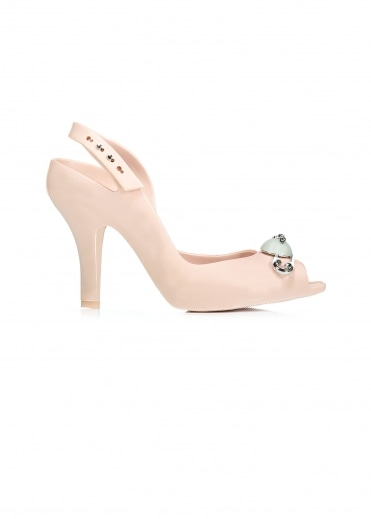x Melissa Lady Dragon 19 - Pink Blush